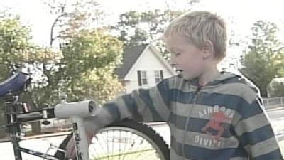 Children Learn More About Bicycle Safety