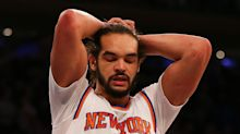 This Joakim Noah free throw sums up the present state of the Knicks