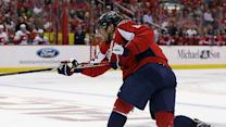 Ovechkin, Eller early offensive stars in NHL