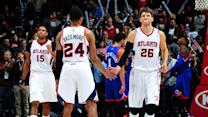 NBA Power Rankings - When will Atlanta's streak end?