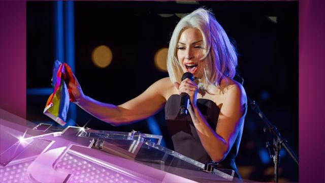 Entertainment News Pop: Lady Gaga Makes First Public Appearance Following Surgery