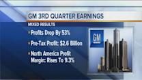 Big 3 reporting 3rd quarter earnings.