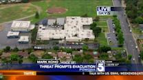 Hundreds of Students Evacuated in Pomona Bomb Threat
