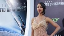 Star Trek Cast Wish Jolie Well
