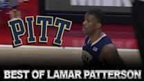 Pitt's Lamar Patterson Goes Off For 28 Points Against Maryland