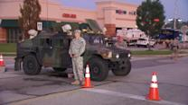 Ferguson Police Get Helping Hand From the National Guard