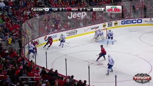 Toronto Maple Leafs at Washington Capitals - 01/10/2014