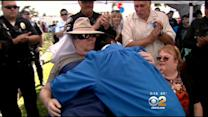 La Habra Police Help Cancer-Stricken Father Attend Son's 8th Grade Graduation