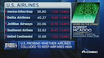 There is no collusion among US airlines: Pro