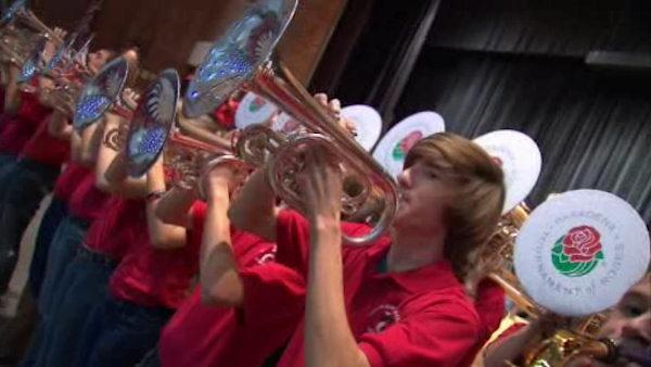 High school band invited to play at inauguration