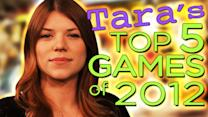 The Top 5 Games of 2012 - Tara Long Edition - Rev3Games Originals
