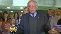 Bernie Sanders Indiana Victory Sparks Discussion on 'The View'