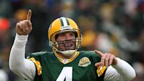 RADIO: Favre explains advantages of Lambeau