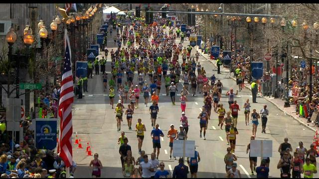 WBZ's Coverage Of The 118th Boston Marathon