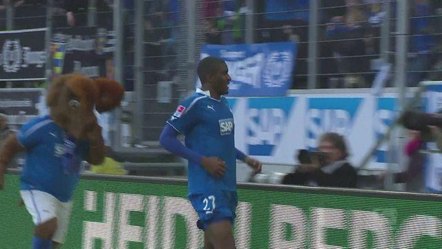 Hoffenheim win eight-goal thriller with Wolfsburg