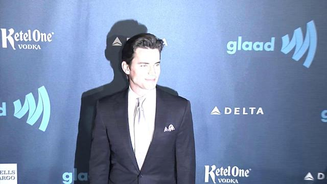 Matt Bomer Thanks Fans For Wanting Him to Play Christian Grey