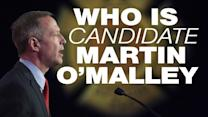 Who is presidential candidate Martin O'Malley?