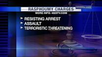 Rainbow Rasphoumy set to be in court.