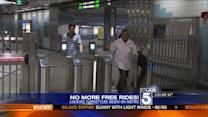 No More Free Rides on L.A. Subways