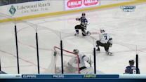 Marty St. Louis nets four goals versus Sharks