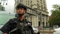 Increased Police Deployed to City Streets, National Monuments