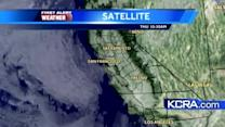 Thursday Weather Update for Northern California 12.6