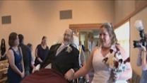 Father Lives Out Dying Wish at Family Wedding
