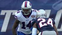 Buffalo Bills wide receiver Sammy Watkins catches 43-yard pass from Kyle Orton