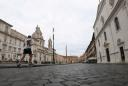 Coronavirus deaths fall again in Italy but lockdown extension looms