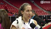 The Mountain West Network chats with Fresno State Senior Guard Bree Farley