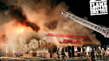 Burger King used photos of real restaurant fires in its latest campaign to show it always flame-grills its burgers