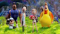 Cloudy with a Chance of Meatballs 2 Trailer 2