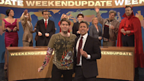 Weekend Update: Stefon's Farewell