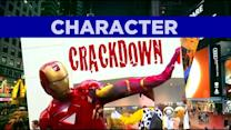 Times Square Trouble Prompts Further Calls For Character Crackdown