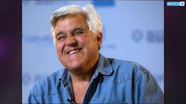 U.S. Comedian Leno Tapped For Mark Twain Prize For American Humor