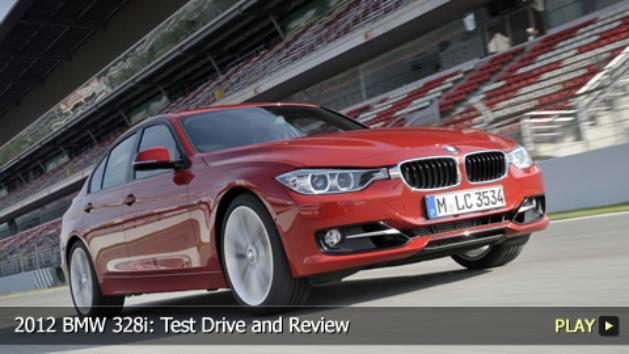 2012 BMW 328i: Test Drive and Review
