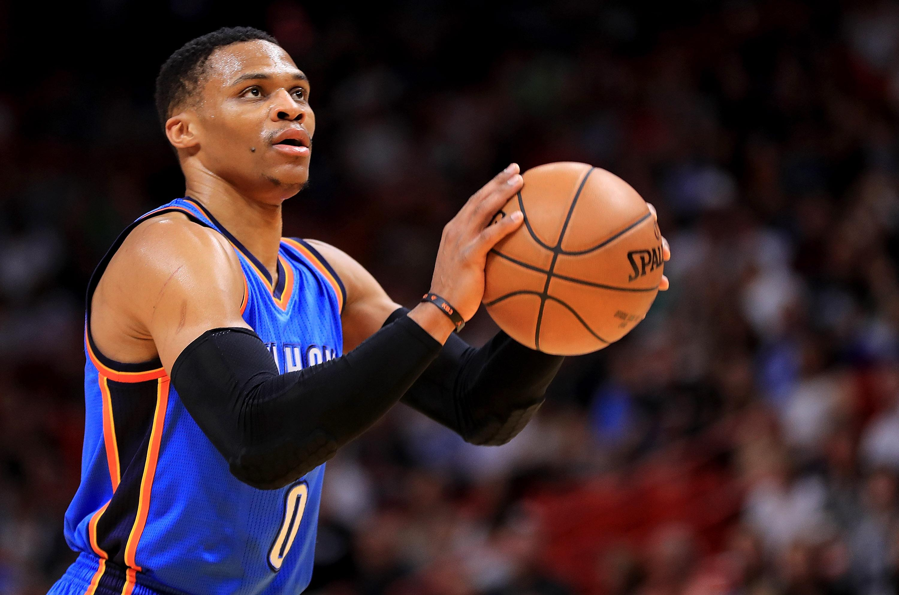 Westbrook ejected as Thunder fall to Grizzlies