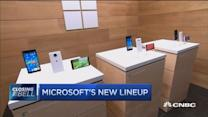Microsoft's biggest-ever launch