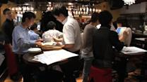 Tokyo Restaurants: Eat While Standing, Save Money
