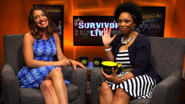 Survivor Live - Latasha 'Tasha' Fox
