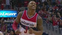 Beal Beats The Shot Clock
