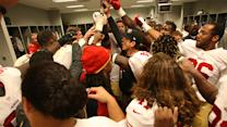 Niners issues begin and end with locker room