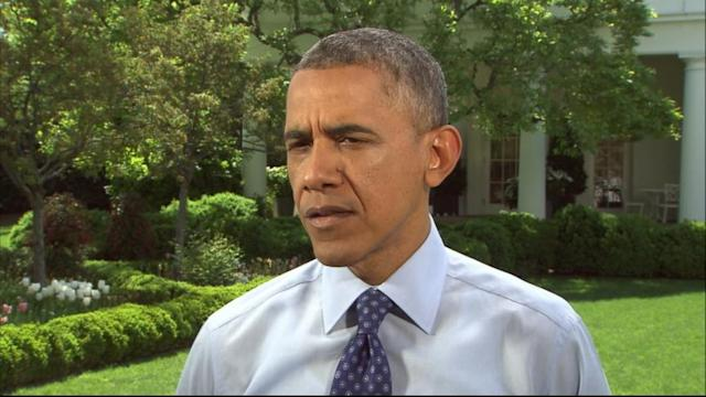 President Obama Discusses Climate Change