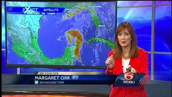 Aug. 16 afternoon tropical weather update