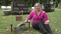Special Firetruck Stolen from 6-Year-Old`s Gravesite