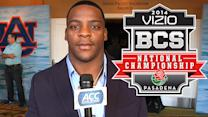 Clinton Portis Takes Over BCS Media Day | FSU's Road to the BCS Championship