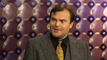 Jack Black Shows Off Comic-Con Costume