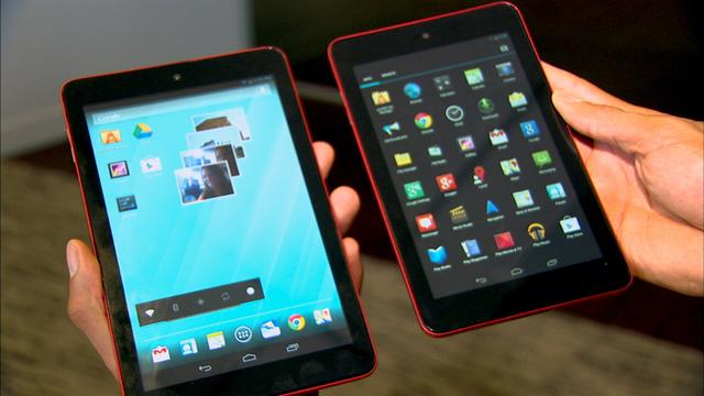 The Dell Venue 7 and 8 mark Dell's return to Android tablets