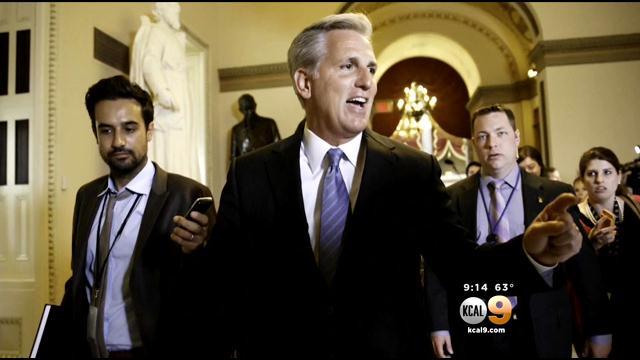 Can McCarthy Resuscitate State GOP? Calif. Republicans Weigh In Ahead Of Election For House Majority Leader