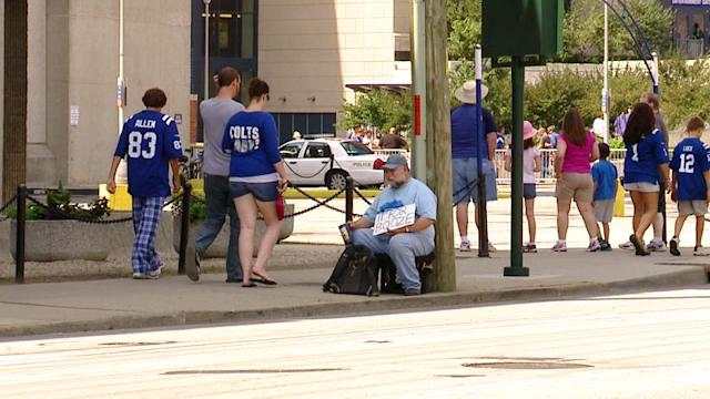 ACLU Files Lawsuit to Protect Panhandlers